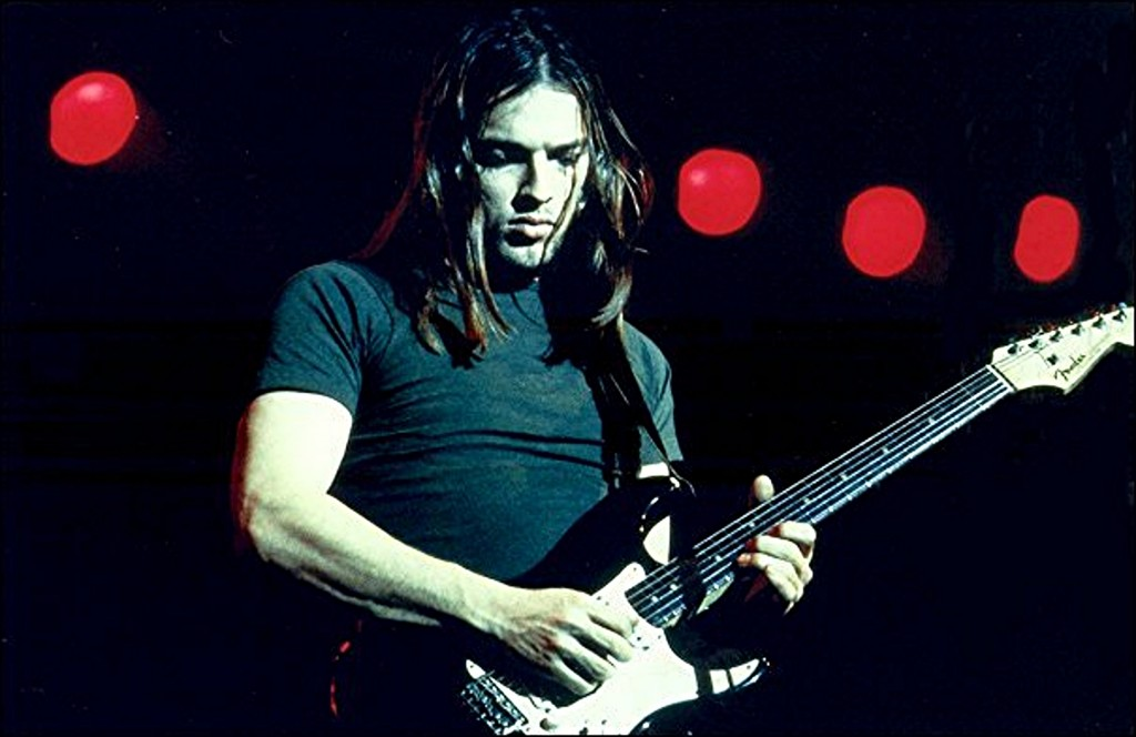 I like this David Gilmour much better.